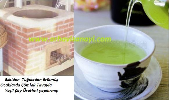 arhavisanayi-yeşil çay tavası