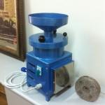 mini un değirmeni (Mavi)