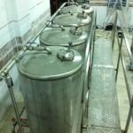 Nar suyu tankı