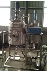 Esansiyel yağ üretim makinesi