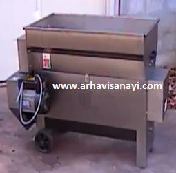 üzüm sapı ayırma makinesi
