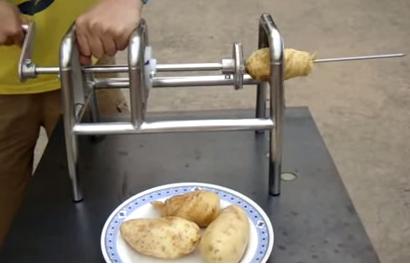 çubukta patates makinesi-2