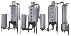 3 lü sistem evaporatör
